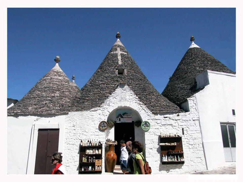 … a také prodejny s velkým výběrem místních vín a likérových specialit …
