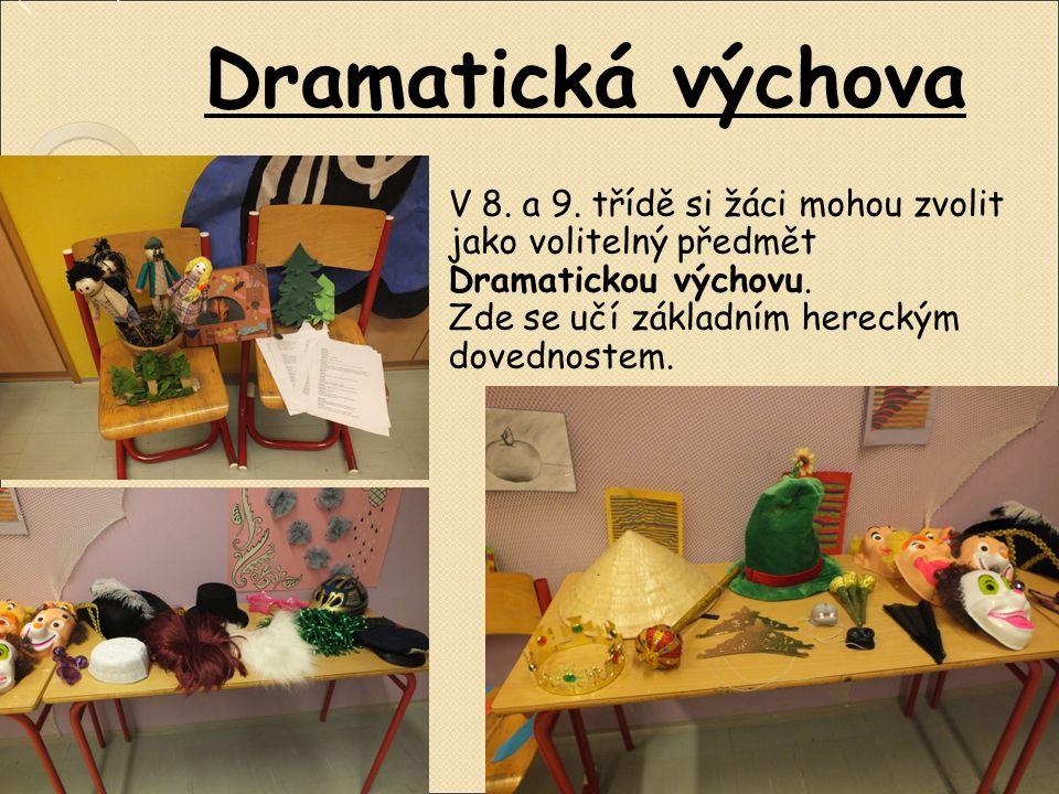 Německý jazyk Německý jazyk se vyučuje v 8.a 9. třídě jako druhý cizí jazyk.