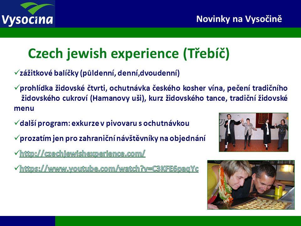 27.9.2016 6 Novinky na Vysočině Czech jewish experience (Třebíč)