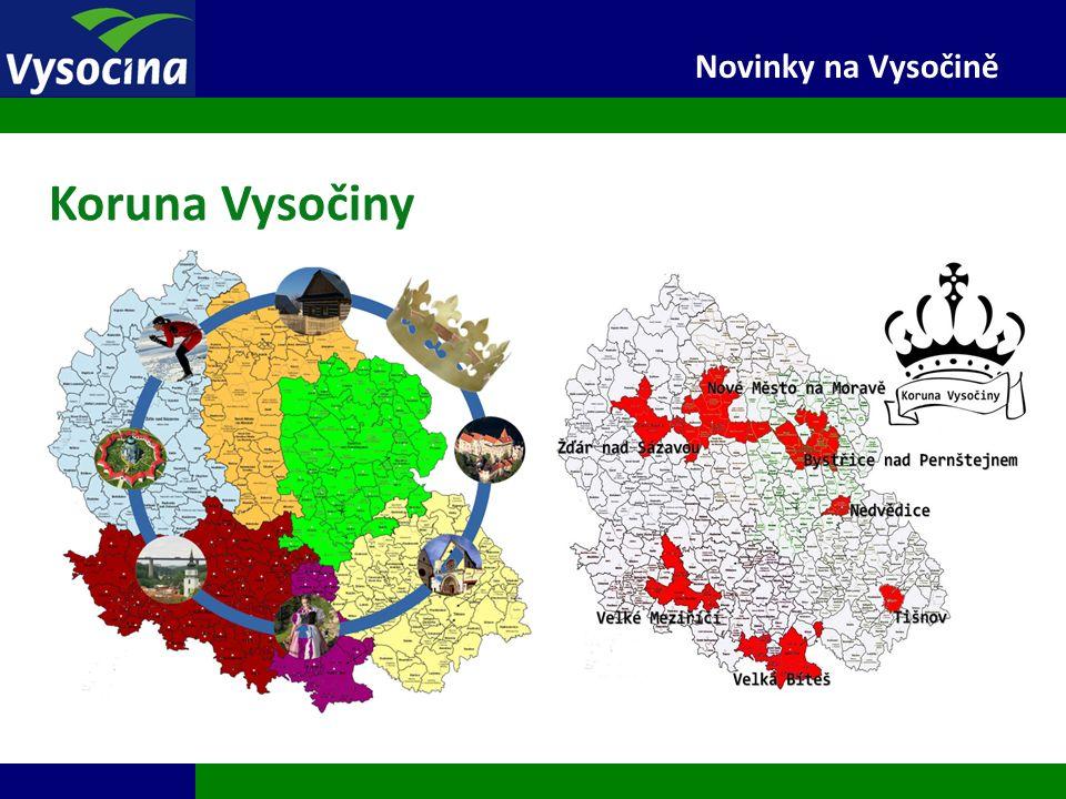 27.9.2016 8 Koruna Vysočiny Novinky na Vysočině