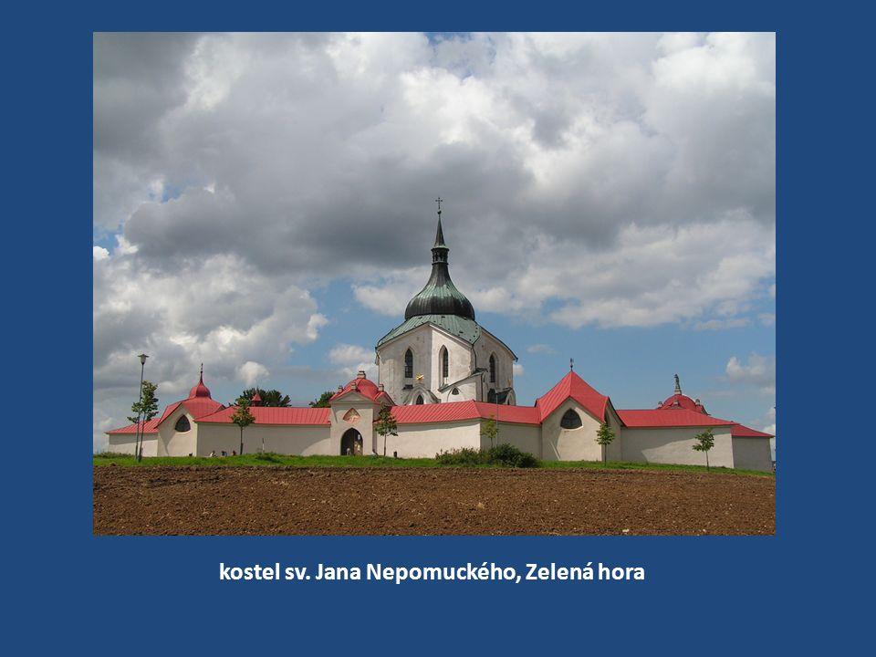 kostel sv. Jana Nepomuckého, Zelená hora