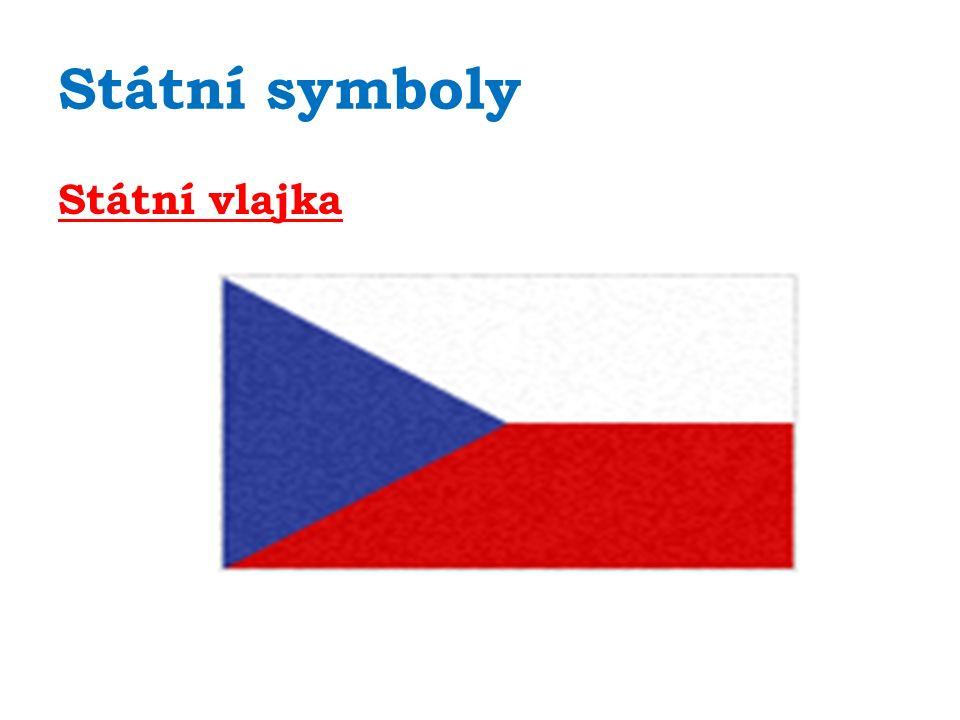 Státní symboly Prezidentská standarta