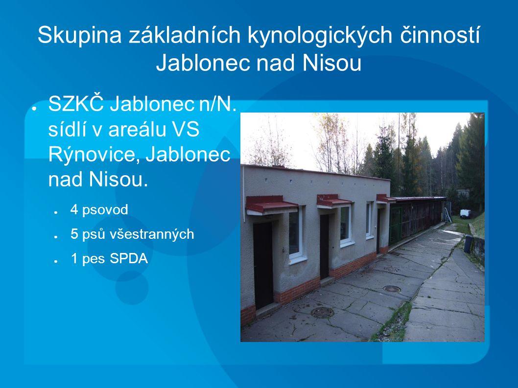 Skupina základních kynologických činností Jablonec nad Nisou ● SZKČ Jablonec n/N.