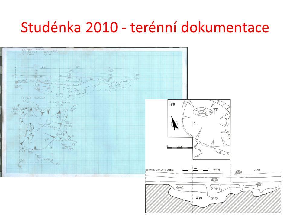 Studénka 2010 - terénní dokumentace