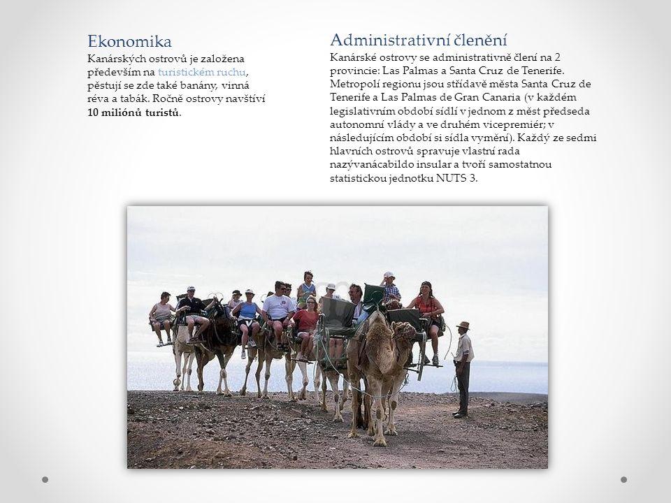 Národnostní složení: 73 % Španělé 18 % Katalánci 2,5 % Baskové Náboženství: 76 % katolíků 20 % bez vyznání 1,5 % protestantů 2 % muslimů Nejvýznamnější města: Valverde Puerto del Rosario San Sebastián de la Gomera Santa Cruz de La Palma Arrecife