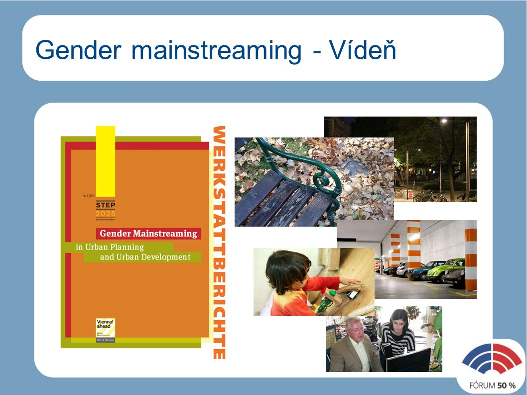 Gender mainstreaming - Vídeň