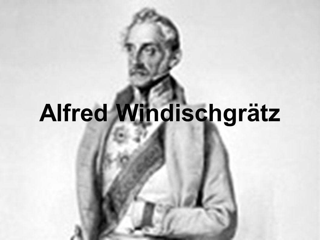Alfred Windischgrätz