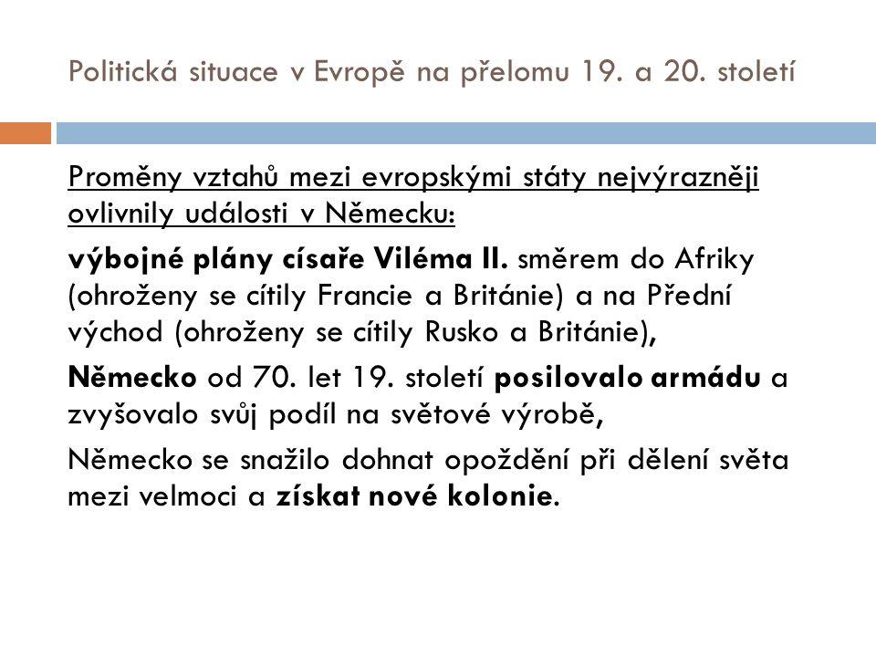 České země za 1.