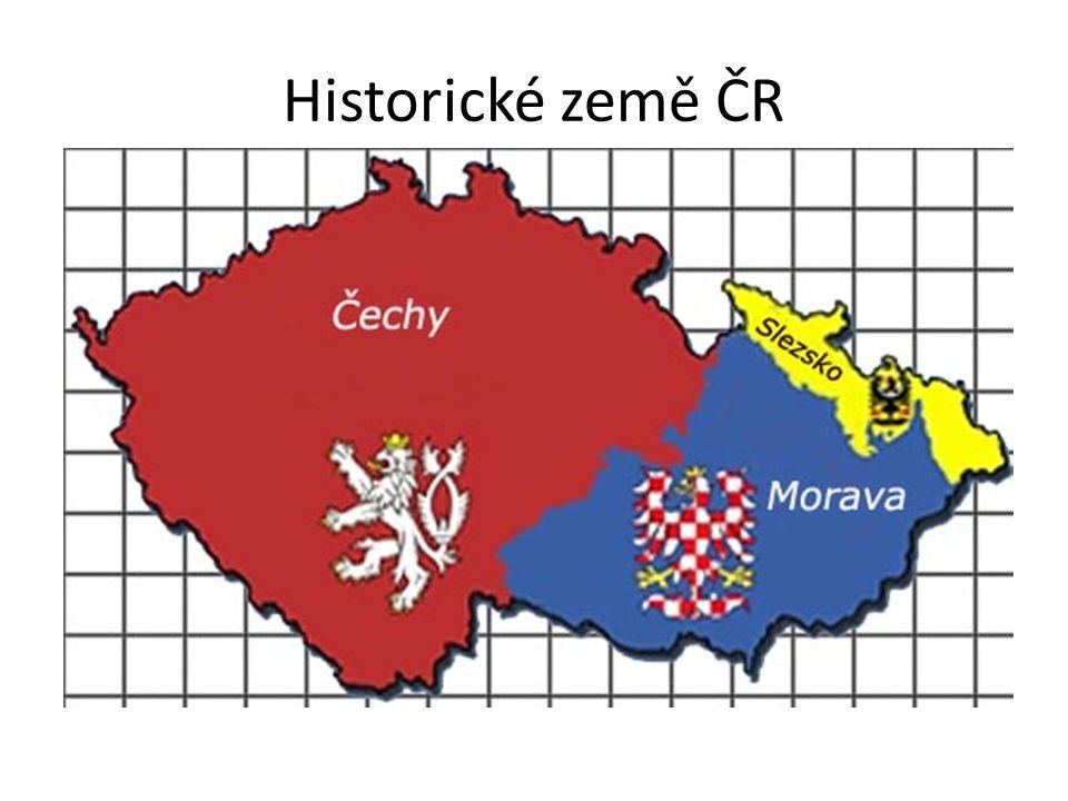 Historické země ČR