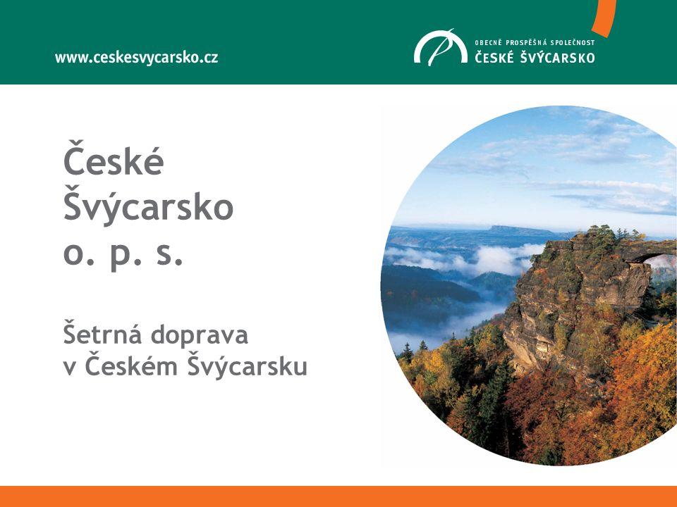 České Švýcarsko o. p. s. Šetrná doprava v Českém Švýcarsku
