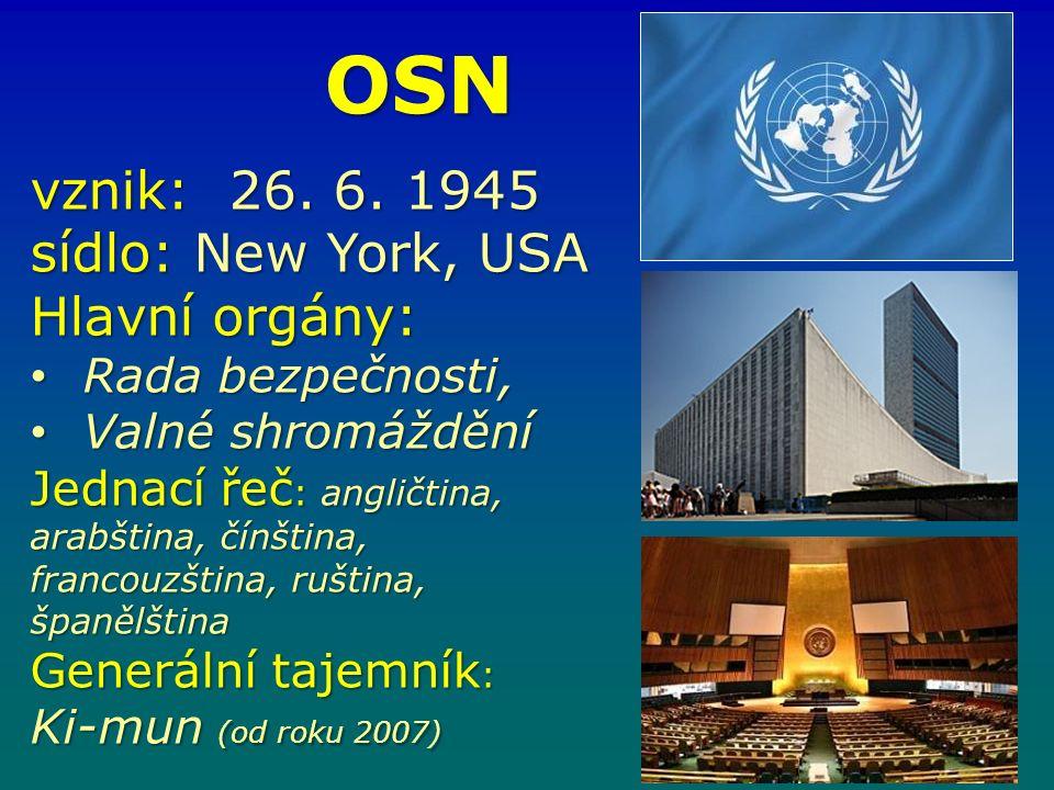 OSN vznik: 26. 6.