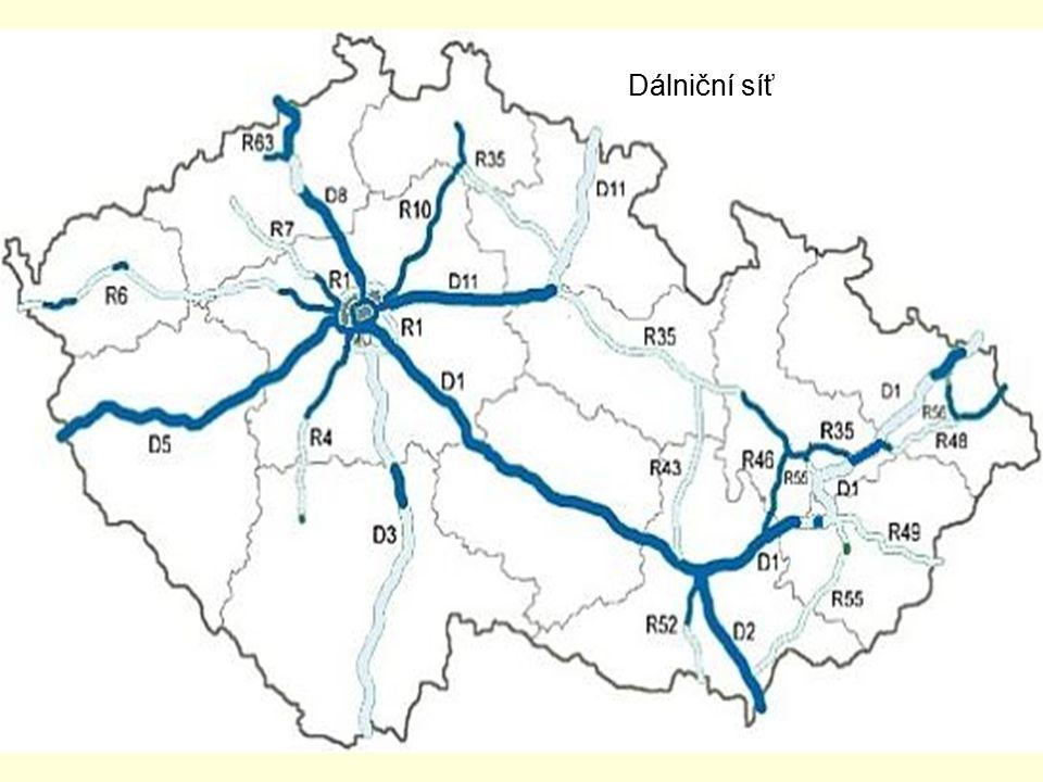 Dálniční síť