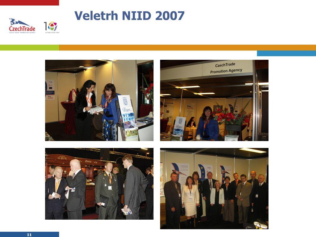 11 Veletrh NIID 2007