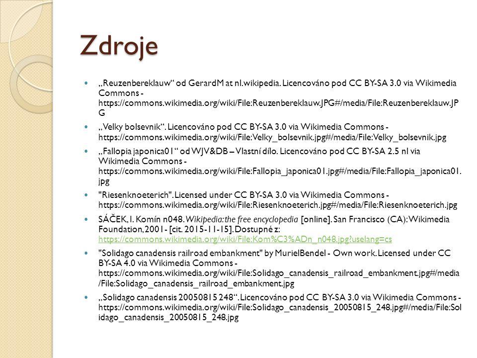 "Zdroje ""Reuzenbereklauw od GerardM at nl.wikipedia."