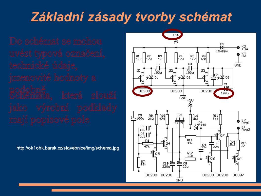 Základní zásady tvorby schémat http://ok1ohk.barak.cz/stavebnice/img/schema.jpg