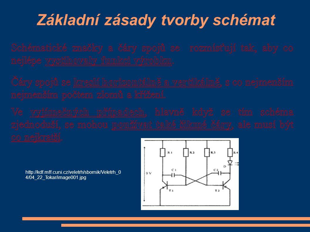 Základní zásady tvorby schémat http://kdf.mff.cuni.cz/veletrh/sbornik/Veletrh_0 4/04_22_Tokar/image001.jpg