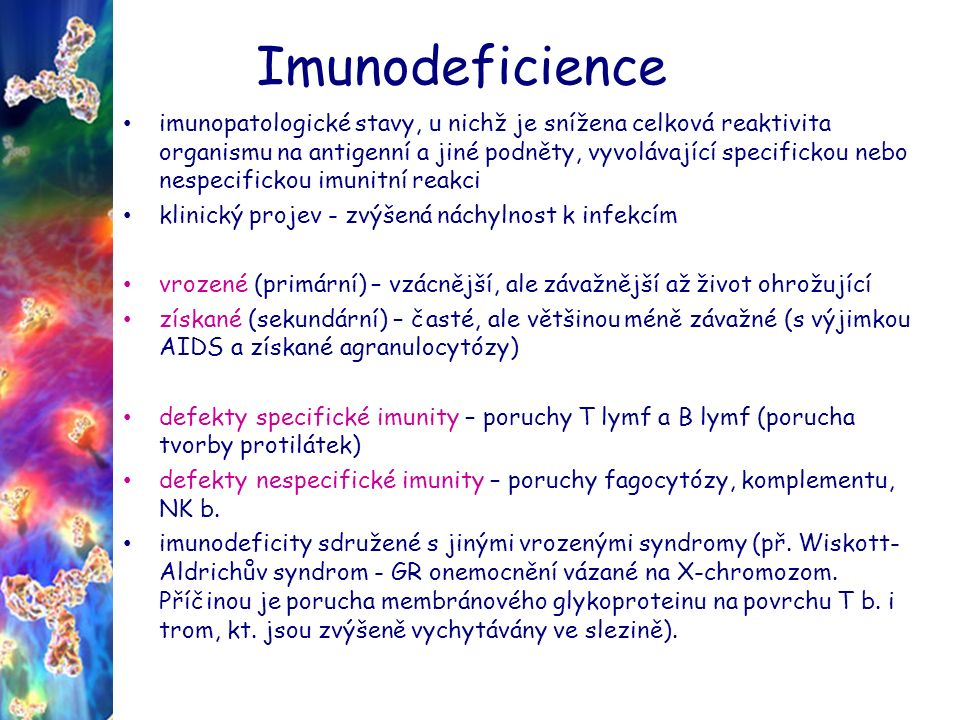 AIDS Acquired Immune Deficiency Syndrome (tj.syndrom získaného imunodeficitu).