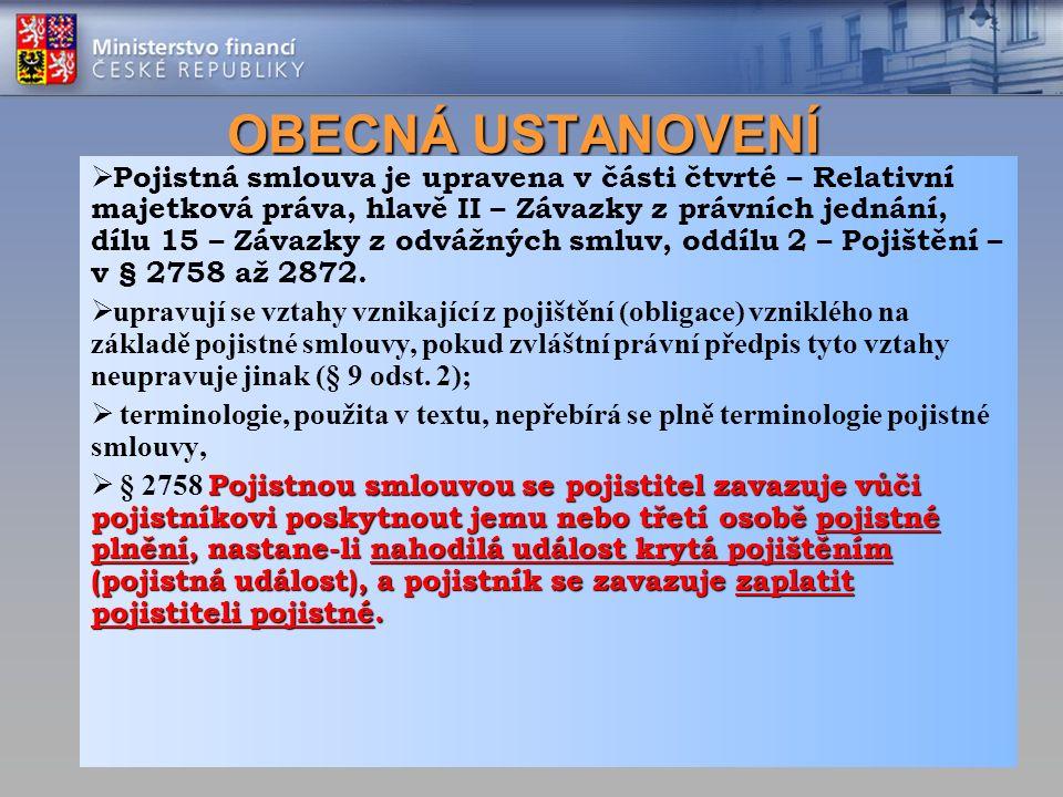 Příspěvek do Fondu pro podporu při úrazech motorovými vozidly § 62 zákona č.