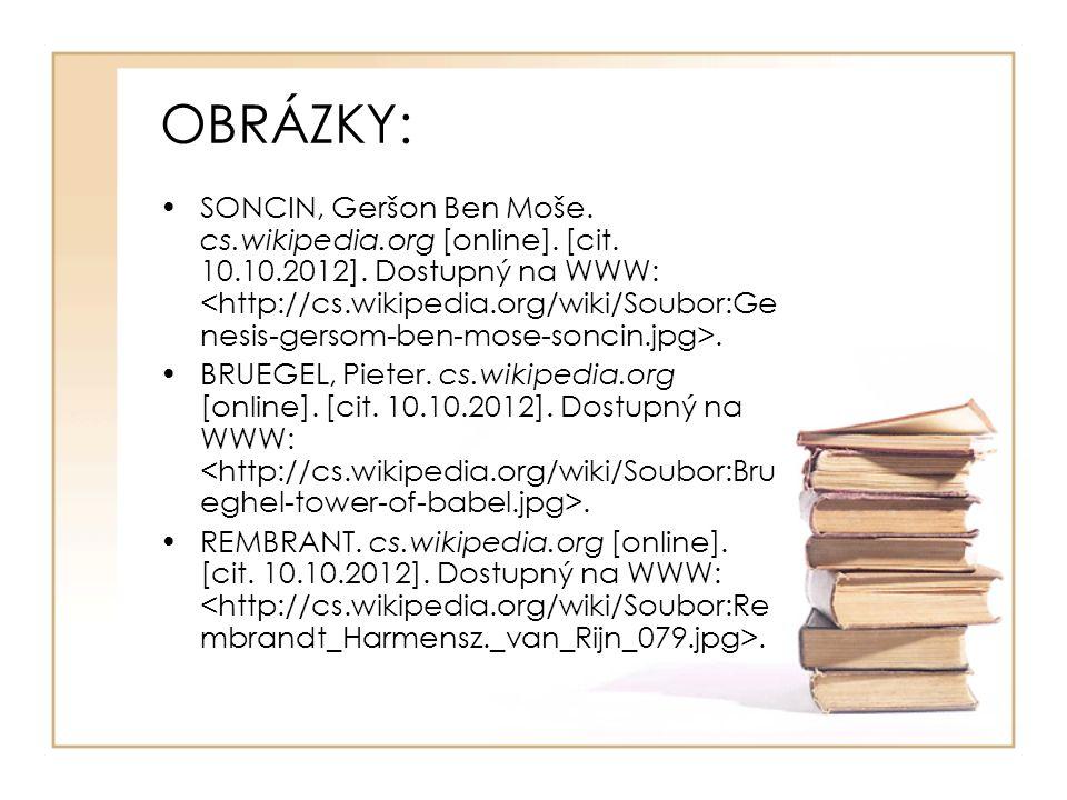 OBRÁZKY: SONCIN, Geršon Ben Moše. cs.wikipedia.org [online].
