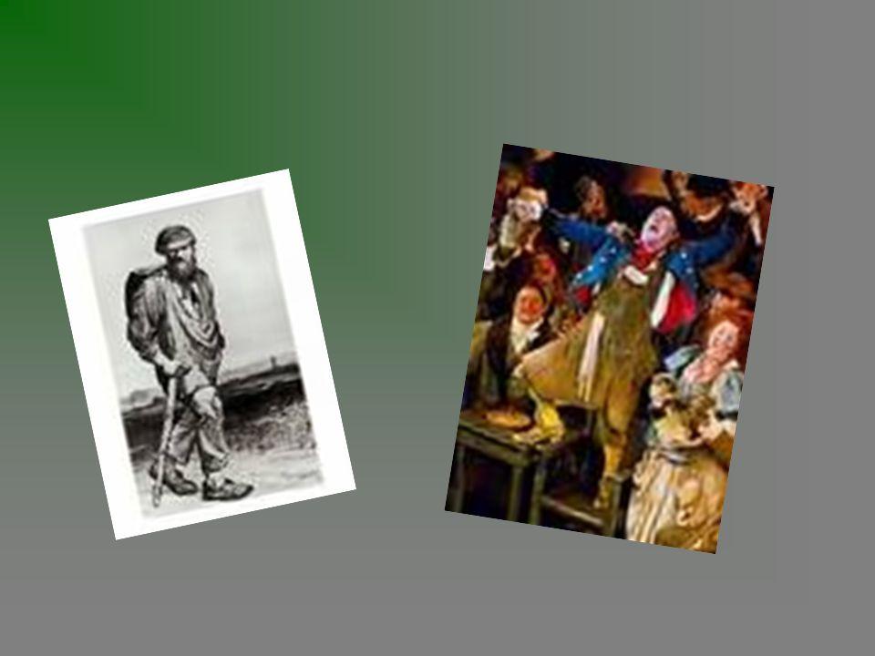 Stručný děj děj se odehrává v 1.polovině 19. stol.