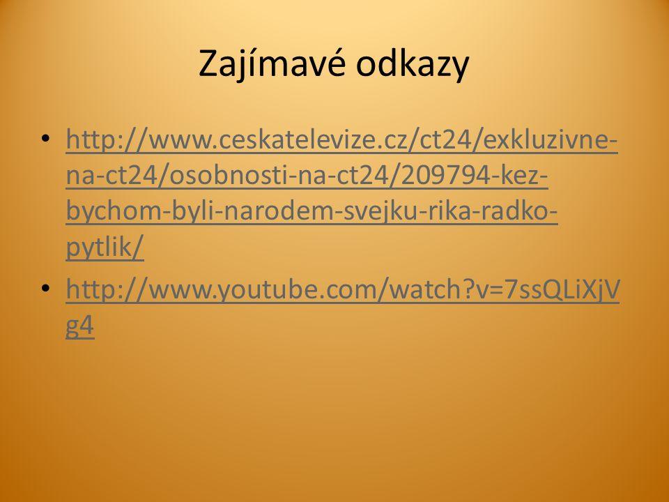 Použité zdroje AUTOR NEUVEDEN.clavis.vrana,cz [online].