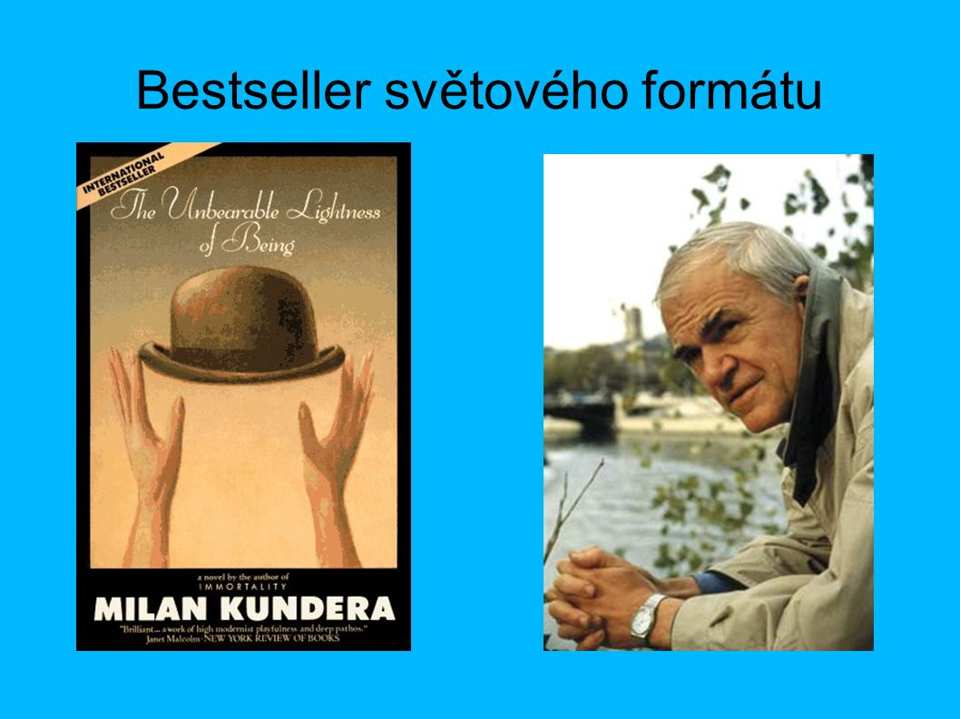 Bestseller světového formátu