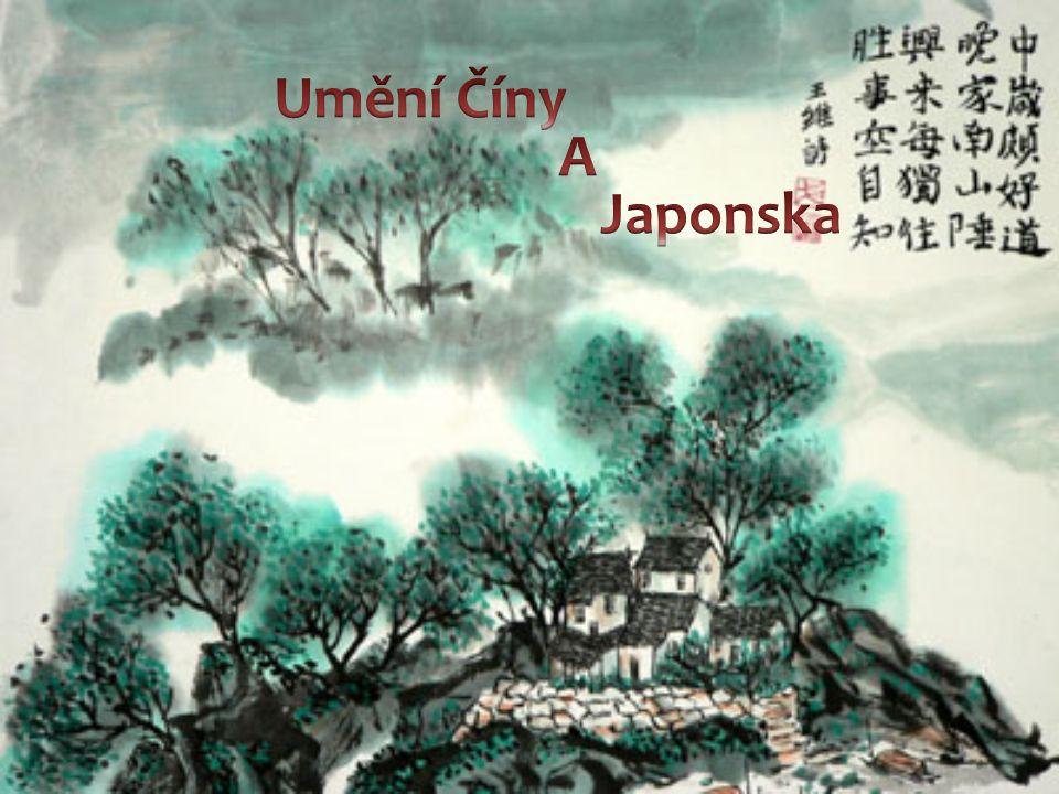 Čínské a japonské umění je opředeno legendami a tajemnem.
