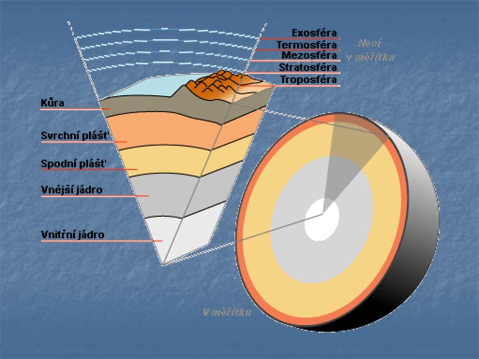Horniny nalezneme na povrchu pevnin i na dně moří a oceánů.