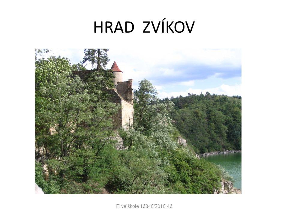 HRAD ZVÍKOV IT ve škole 16840/2010-46