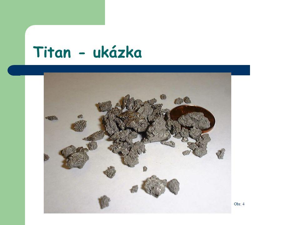 Titan - ukázka Obr. 4