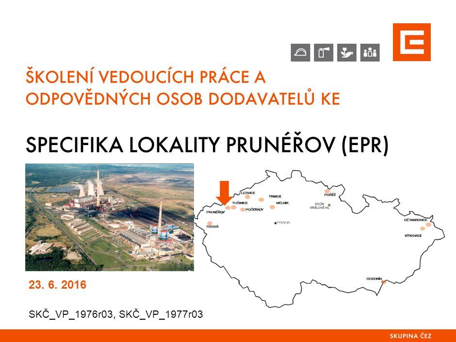 41 SPECIFIKA LOKALITY PRUNÉŘOV 3.