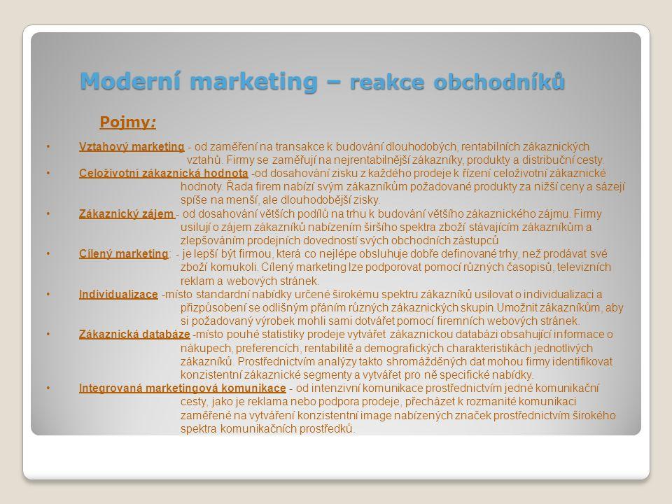 """""""10 marketingových hříchů 1.Firma se nedostatečně orientuje na trh a není """"řízena zákazníky 2."""