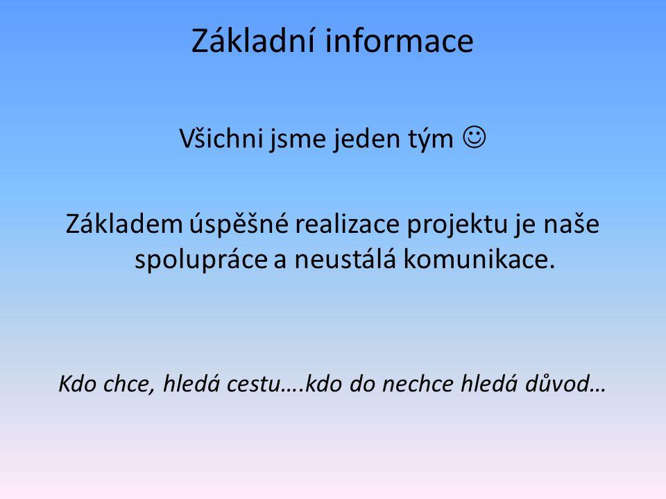 Děkuji za pozornost a těším se na spolupráci Ing.Alexandra Zdeňková Tel.