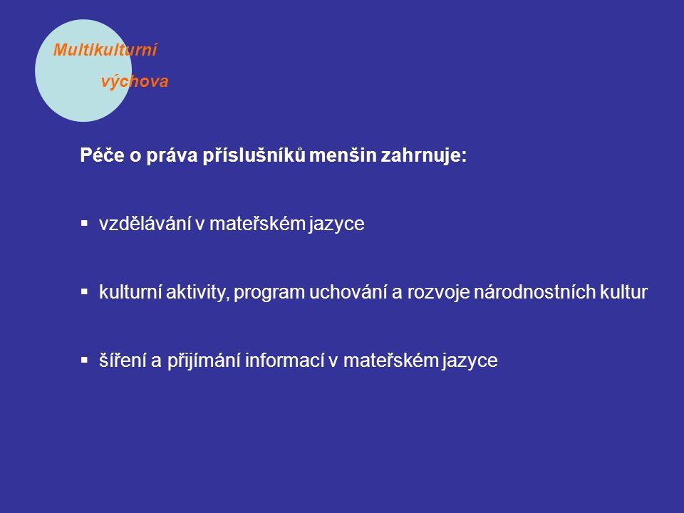 Multikulturní výchova Zákon č.117/27 Sb.o potulných Cikánech ze dne 15.