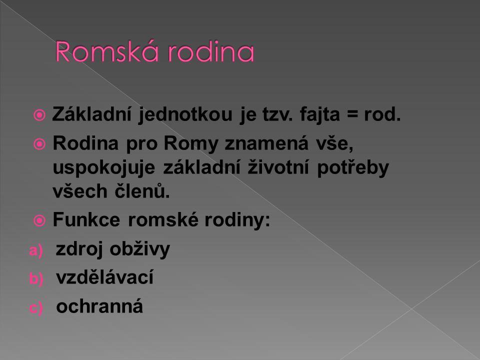  Pro Čecha znamená rodina: manželka, manžel, děti, sourozenci a rodiče.