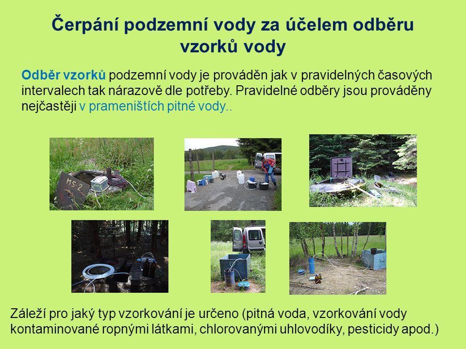 Nejvíce škodí umělá hnojiva a chemické látky, dostanou se do půdy a spodních vod.
