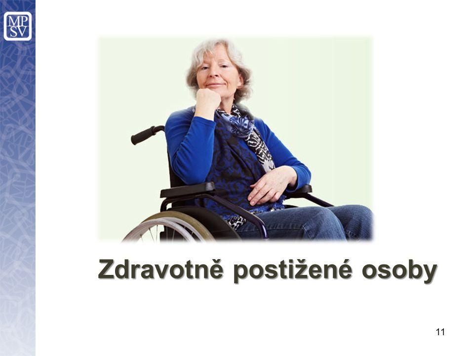 Zdravotně postižené osoby 11