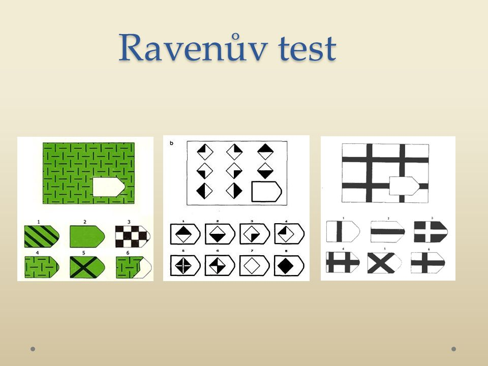 Ravenův test