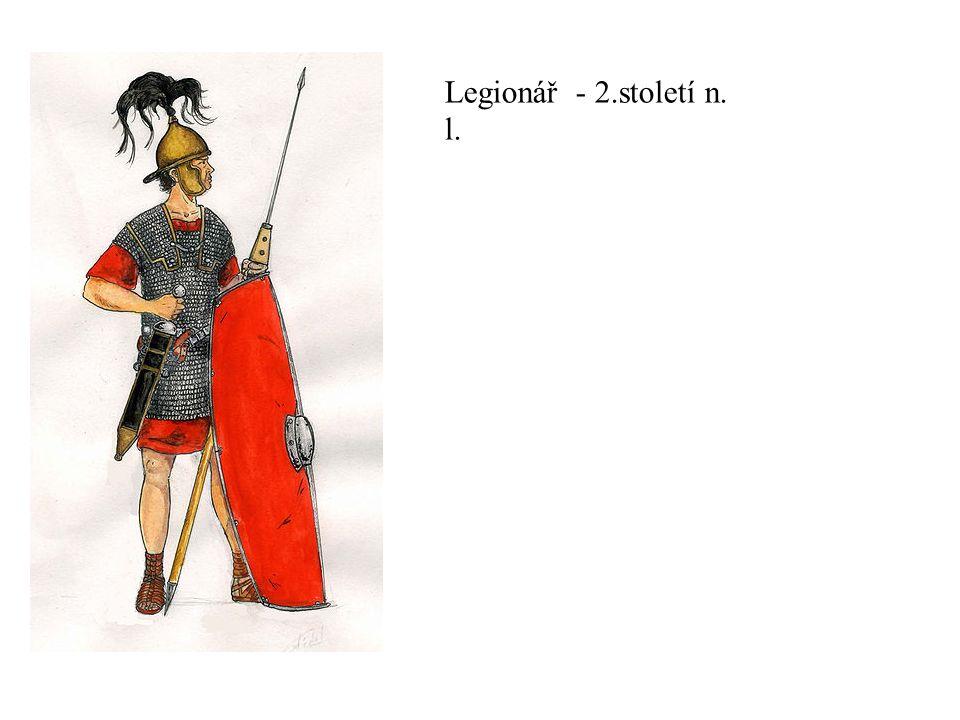 PAX ROMANA 27 př.n.l.– 180 n.l. Ukončení občanské války.