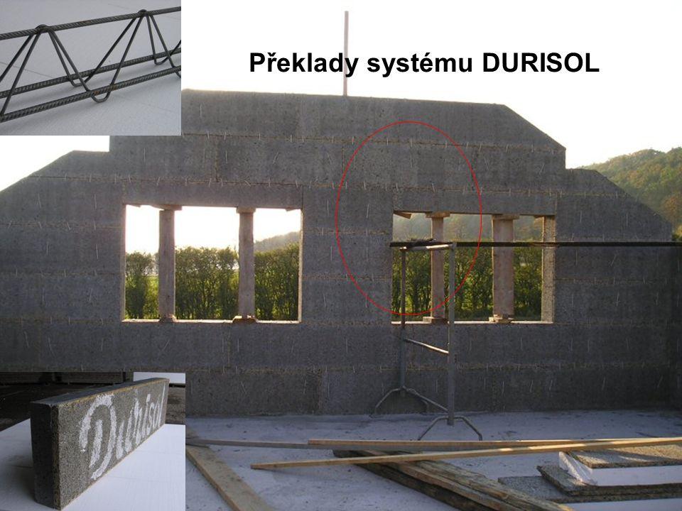 Překlady systému DURISOL