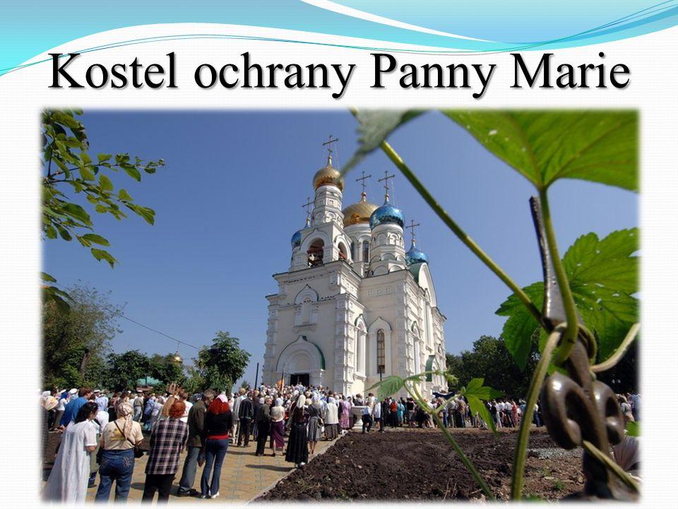 Kostel ochrany Panny Marie