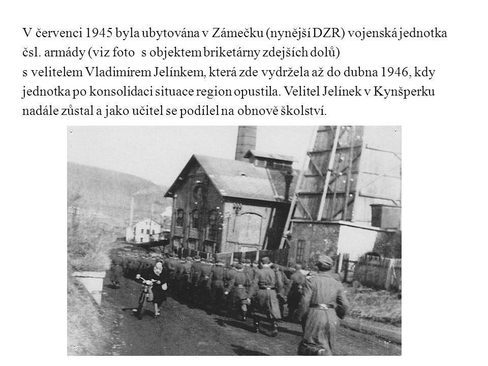 Těžařstvo několikrát měnilo svou formu až se konečně změnilo ve společnost s ručením omezeným a přejmenovalo se na Kynšperské uhelné závody a briketárny.