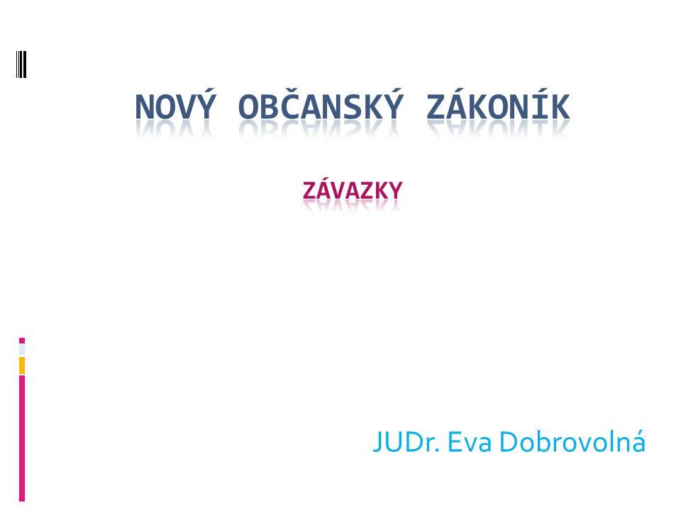 JUDr. Eva Dobrovolná