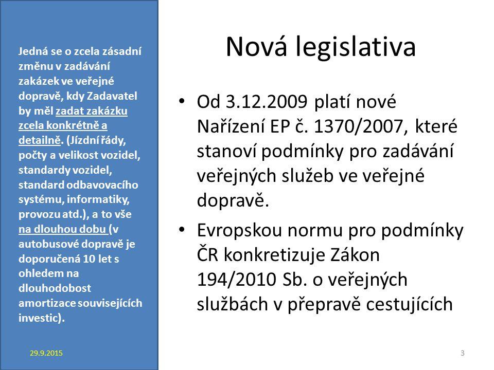 Nové vztahy Dlouhodobá smlouva o dodávce služeb, uzavíraná na základě výsledků VŘ vyžaduje stanovit předem vztahy mezi smluvními stranami na celou dobu trvání zakázky.