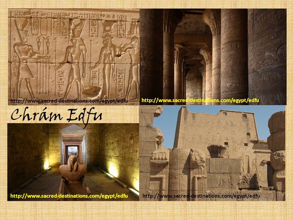 http://www.sacred-destinations.com/egypt/edfu Chrám Edfu