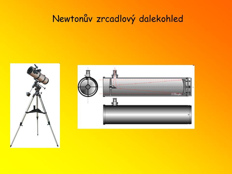 Newtonův zrcadlový dalekohled