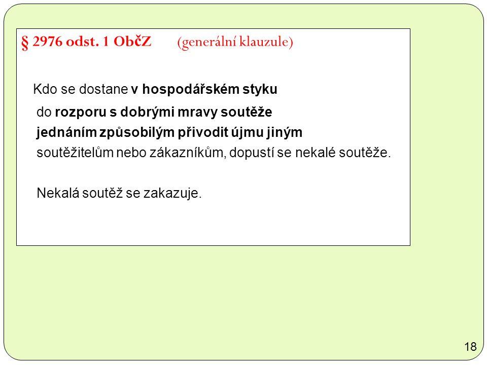 § 2976 odst.