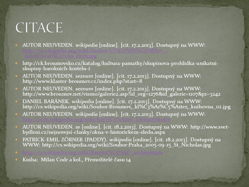 AUTOR NEUVEDEN. wikipedia [online]. [cit. 17.2.2013].