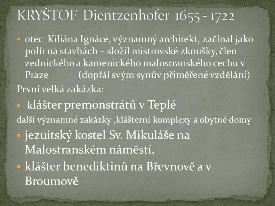 sloup Nejsvětější Trojice v Olomouci, památka UNESCO Kostel sv. Jana Nepomuckého, Hradčany