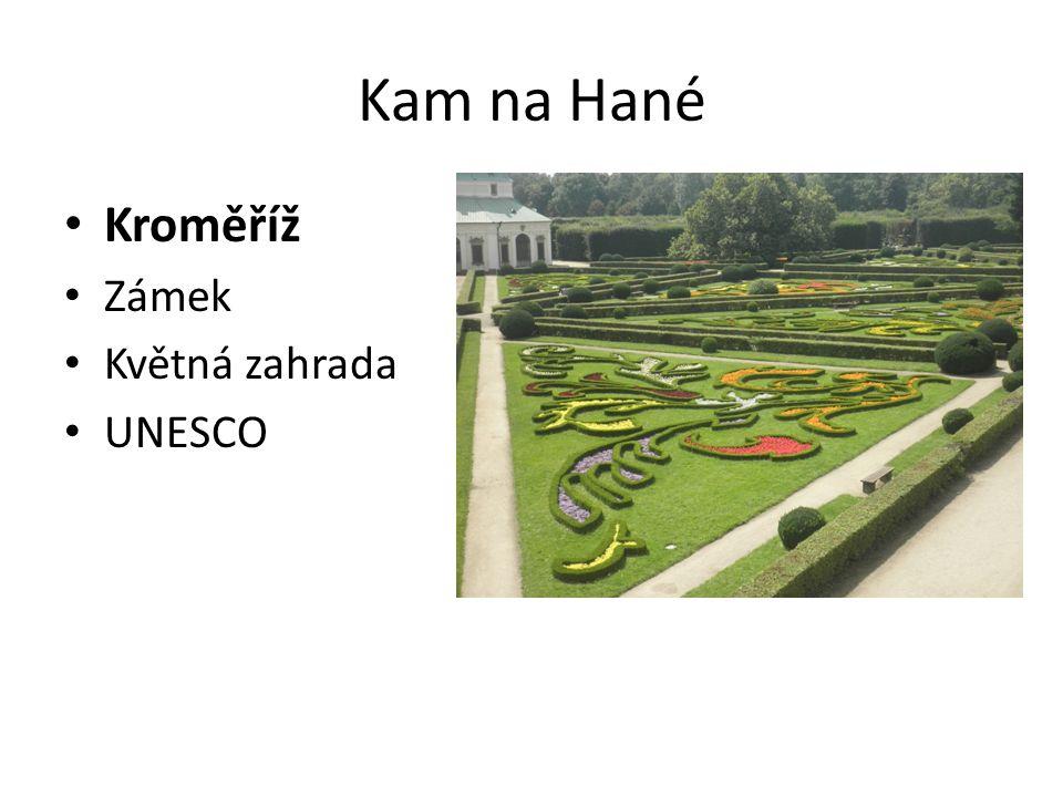 Kam na Hané Bouzov hrad